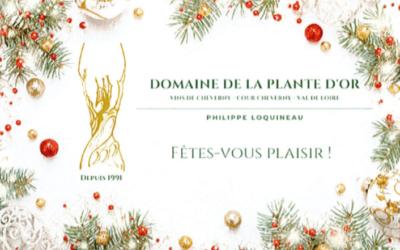Partenariat avec le Domaine de la Plante d'Or